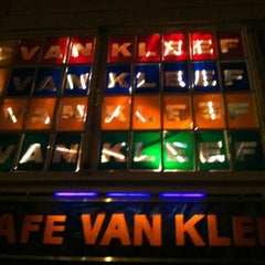 Photo taken at Cafe Van Kleef by Todd L. on 5/11/2012