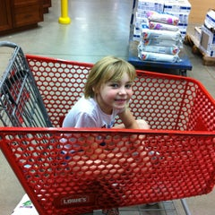 Photo taken at Lowe's Home Improvement by John S. on 4/6/2012