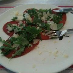 Photo taken at Pizzeria Re Artu' by Davide M. on 5/23/2012
