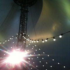 Photo taken at Ovo Cirque du Soleil by Robert L. on 3/22/2012
