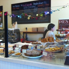 Photo taken at Buttercelli Bakeshop by Craig S. on 6/23/2012
