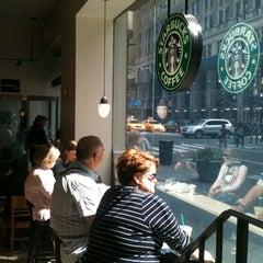 Photo taken at Starbucks by Sohaib K. on 4/15/2012