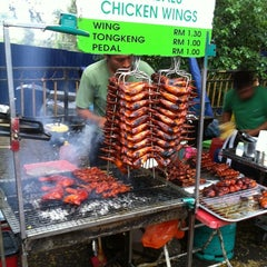 Photo taken at Pasar Malam Kerinchi by Sachiko M. on 8/6/2012