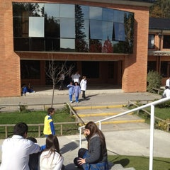 Photo taken at Colegio Concepción by Chicaa M. on 5/3/2012