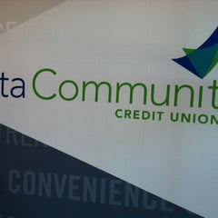 Photo taken at Delta Community Credit Union - Newnan (Hwy 35 East) by Stephen G. on 3/10/2012