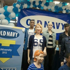 Photo taken at Old Navy by Susan M. on 8/24/2012