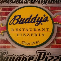 Photo taken at Buddy's Pizza by Matthew G. on 6/9/2012