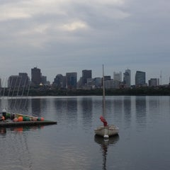 Photo taken at Charles River by Alexandra R. on 8/20/2012