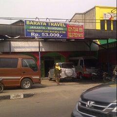 Photo taken at Baraya Travel by Danny F. on 5/5/2012