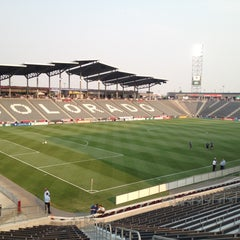 Photo taken at Dick's Sporting Goods Park by Major League Soccer on 7/5/2012