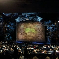 Photo taken at Gershwin Theatre by Alexander S. on 5/23/2012