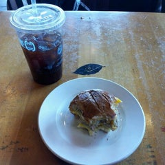 Photo taken at Caribou Coffee by James L. on 3/8/2012