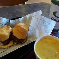 Photo taken at Quiznos by Armand P. on 8/23/2012