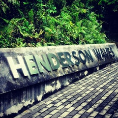 Photo taken at Henderson Waves by Erfira S. on 5/18/2012