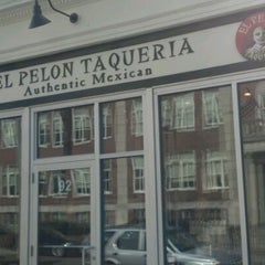 Photo taken at El Pelon Taqueria by Al S. on 2/20/2012