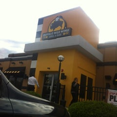 Photo taken at Buffalo Wild Wings by Cristina C. on 6/5/2012