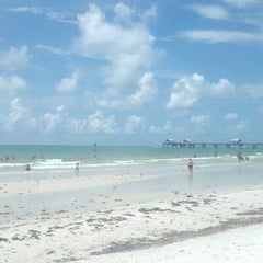 Photo taken at Clearwater Beach by Med E. on 8/2/2012