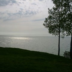 Photo taken at City of Mentor-on-the-Lake by Jon D. on 5/13/2012