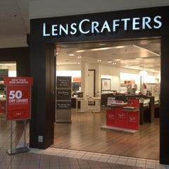 Photo taken at LensCrafters by Shelley C. on 3/1/2012