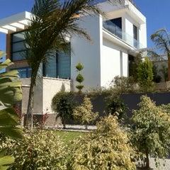 Photo taken at Bellapais by Gülen U. on 4/15/2012