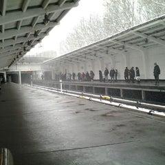Photo taken at Метро Фили (metro Fili) by Serge R. on 3/21/2012