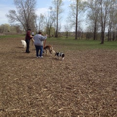 Photo taken at Wag Farms Dog Park by Kristen W. on 4/1/2012