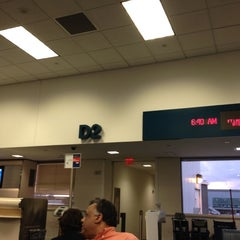 Photo taken at Gate D2 by Crystal S. on 6/21/2012
