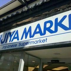 Photo taken at Nijiya Market by Ron H. on 6/9/2012