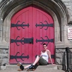Photo taken at All Saints Episcopal Church by Trauma H. on 3/25/2012