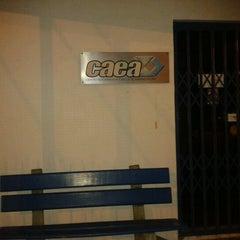 Photo taken at CAEA - Centro Acadêmico da Escola de Administração by Bruno G. on 3/13/2012