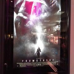 Photo taken at Adrian Cinema by Jenny C. on 6/9/2012