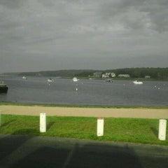 Photo taken at Barlow's landing beach by Billy B. on 5/30/2012