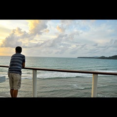 Photo taken at Cape Sienna Phuket Hotel & Villas by BECHARMING 1. on 8/3/2012