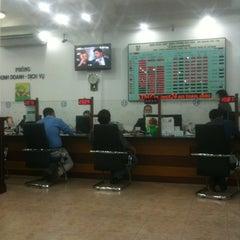 Photo taken at Vietcombank Phu Tho by Thu Hang L. on 6/25/2012