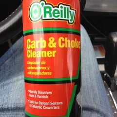 Photo taken at O'Reilly Auto Parts by D M. on 5/11/2012