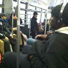 Photo taken at MTA - Q33 Bus by Angelo G. on 2/29/2012
