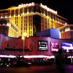 Photo taken at Planet Hollywood Resort & Casino by Sorokin on 3/2/2012