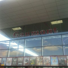Photo taken at Gaumont Valenciennes by Aurélien C. on 5/13/2012