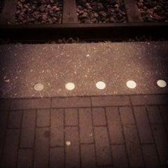 Photo taken at Tramhalte Vennepluimstraat by Karin v. on 2/19/2012