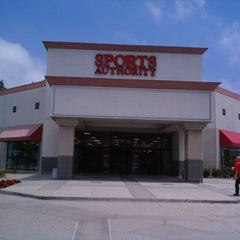 Photo taken at Sports Authority by Matthias S. on 6/11/2012