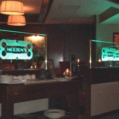 Photo taken at Morton's The Steakhouse by Kusnadi W. on 8/19/2012
