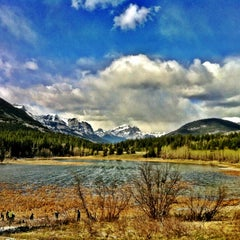 Photo taken at Bow Valley Provincial Park by Aydin O. on 5/10/2012