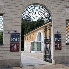 Photo taken at PAC - Padiglione d'Arte Contemporanea by Milano è Turismo on 7/13/2012