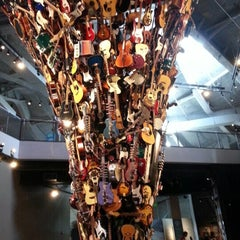 Photo taken at EMP Museum by Bryan H. on 9/3/2012