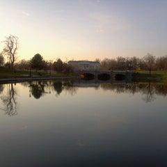 Photo taken at Hoyt Lake by Craig S. on 3/19/2012