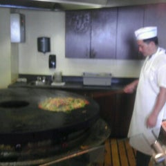 Photo taken at Sizzling Fresh Mongolian BBQ by Dave P. on 7/22/2012