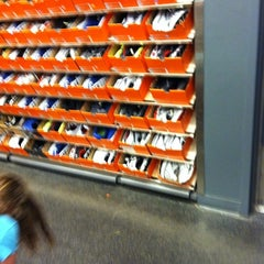 Photo taken at Nike Factory Store by Huna T. on 6/10/2012