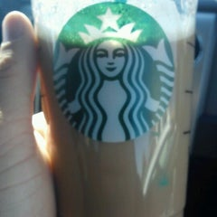 Photo taken at Starbucks by M@ M. on 3/8/2012