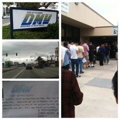 Photo taken at Department of Motor Vehicles by Neil A. on 6/4/2012