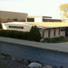 Photo taken at Schoolcraft College by Deborah E. on 4/27/2012